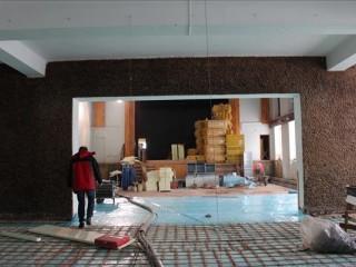 Kultūras nama renovācija Balvos