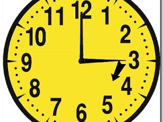 Pulksteņa rādītāji jāpagriež vienu stundu uz priekšu