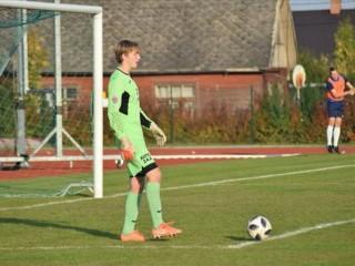 Jauno futbola talantu pārvilina uz Liepāju
