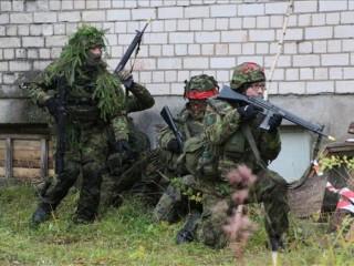 Noslēgušās militārās mācības mūspusē